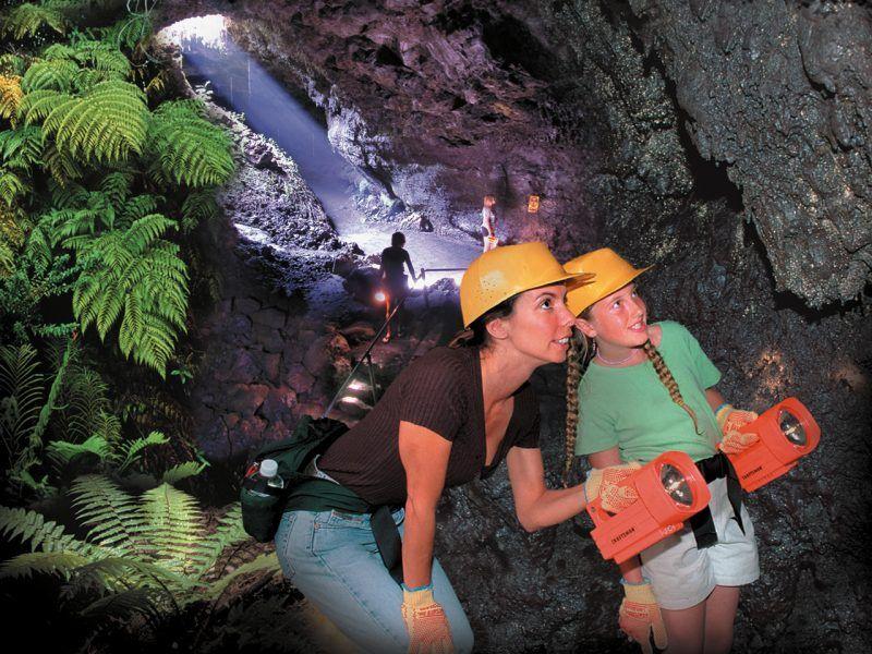 Temptation Tours Maui Hana Cave Quest Master