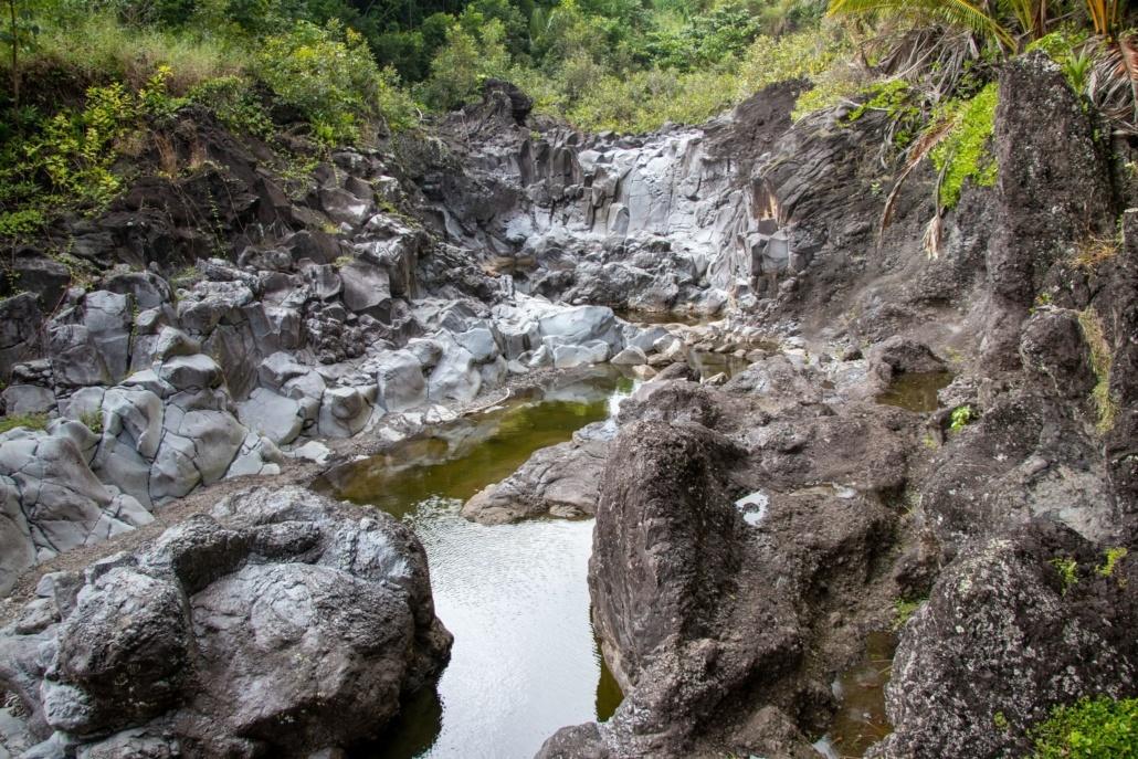 Hana Stream Riverbed