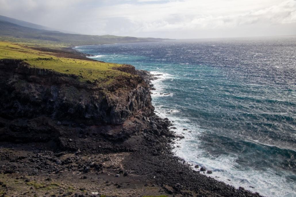 Maui Backside Coastline Gulch