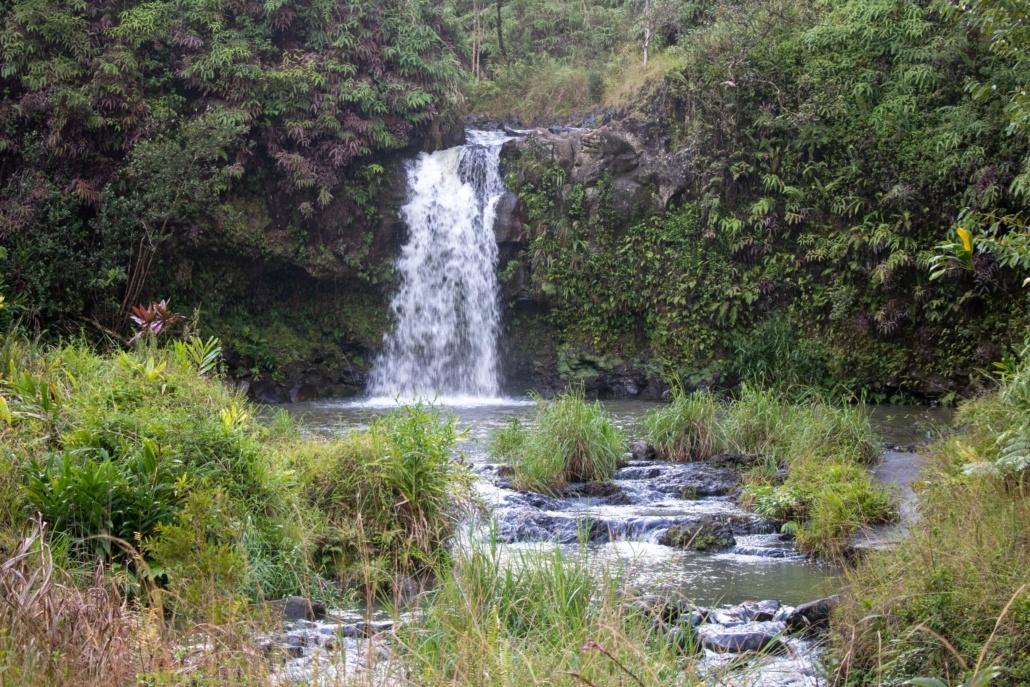 Puukaa Waterfalls
