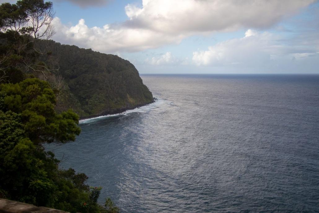 Road To Hana Sea Cliffs