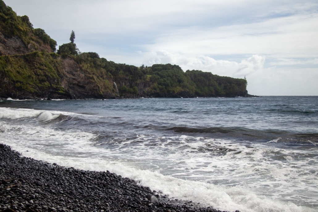 Rocky Beach East Maui Shoreline