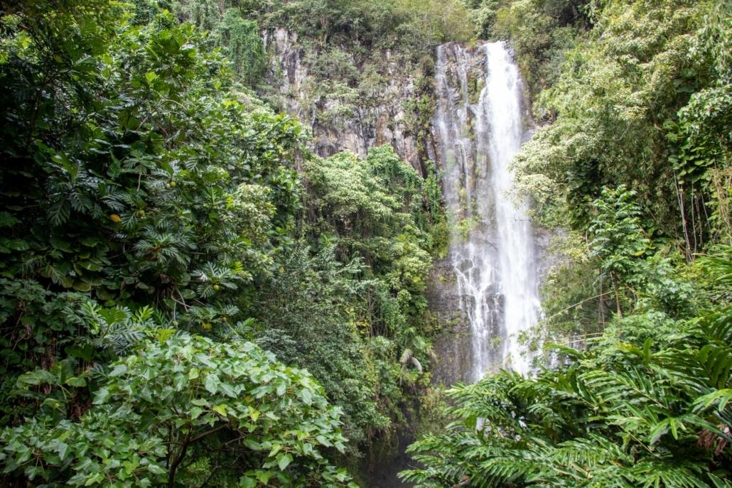 South Wailua Waterfalls