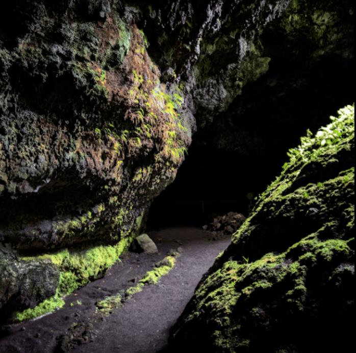 Hana Cave Cavern