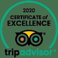 2021 tripadvisor best award
