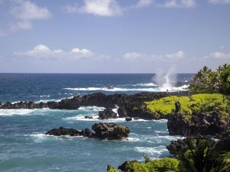 Road To Hana Tour To Waianapanapa Blowhole