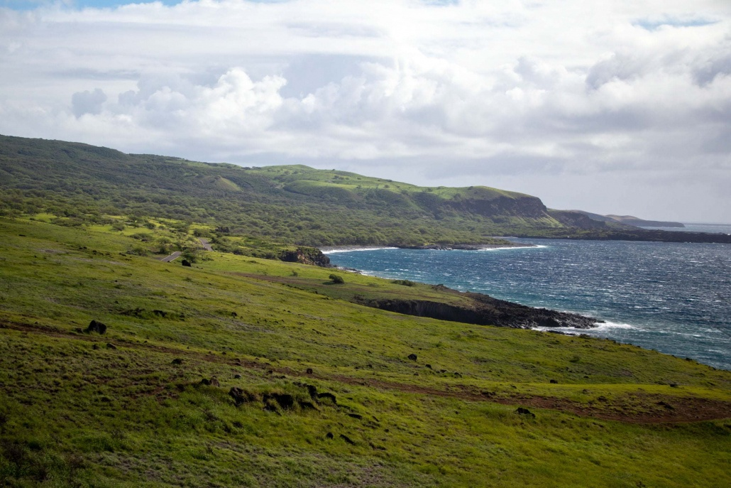 The newest part of Haleakala National Park, the Nuu Refuge holds ruins of ancient Hawaiian villages